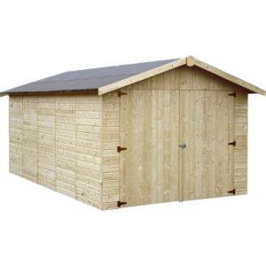 Garage model 'Garove' 15mm / 12,57 m2