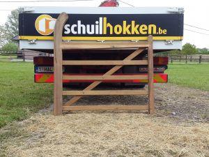 Houten Weidepoort 150cm 'English Style'